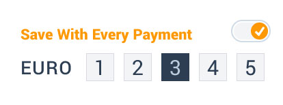 Save with every payment